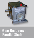 Gear Reducers - Parallel Shaft